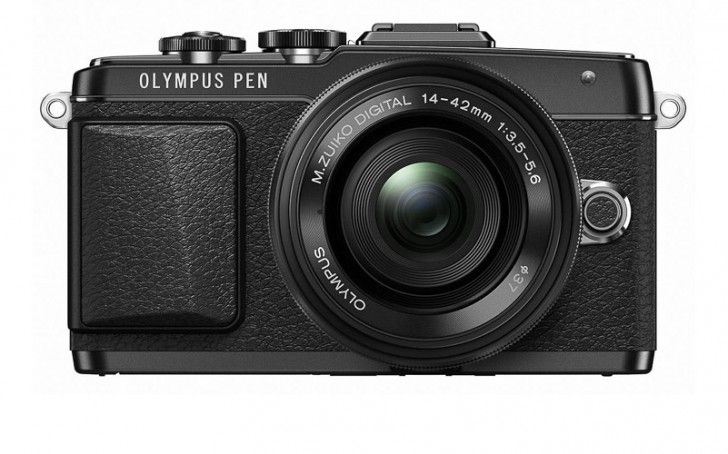Announcement of Olympus PEN E-PL7 – Matrix stabilization + self + Wi-Fi