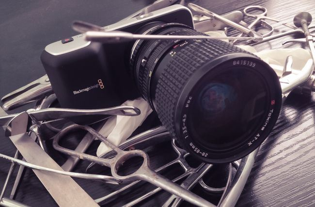 Review: BlackMagic Pocket Cinema Camera