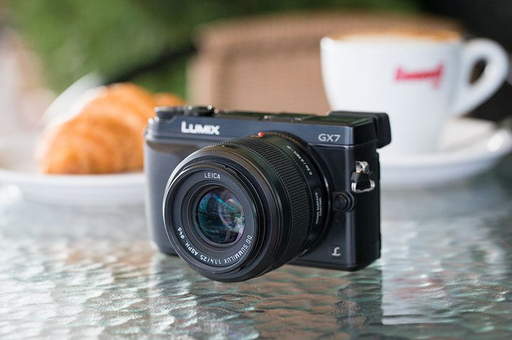 Review of Panasonic Lumix GX7