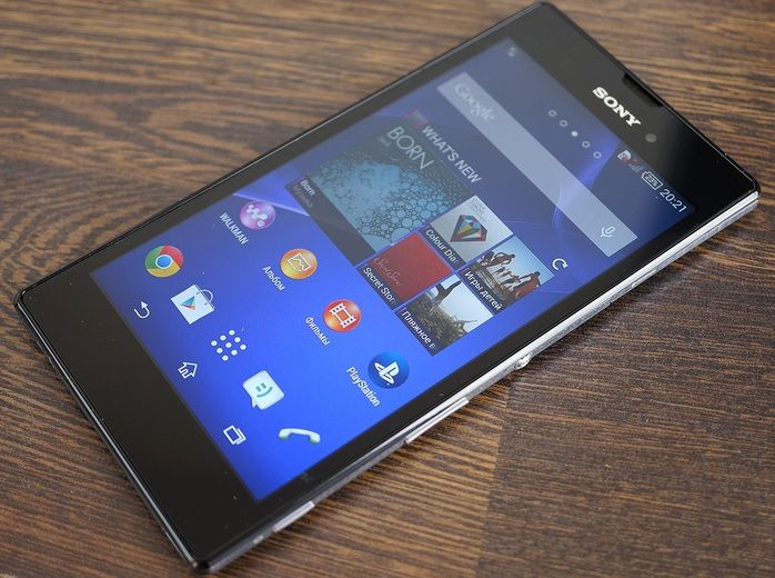 "Review Sony Xperia T3: ""… and we only have enough"""