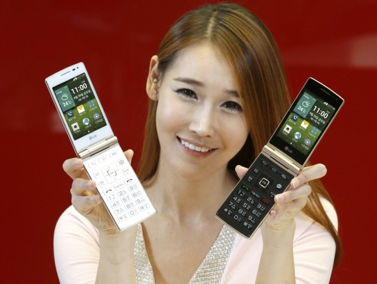 Android-smartphone LG Wine Smart: