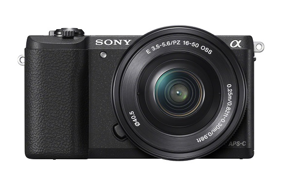 Sony α5100 - the world's smallest camera with interchangeable lenses
