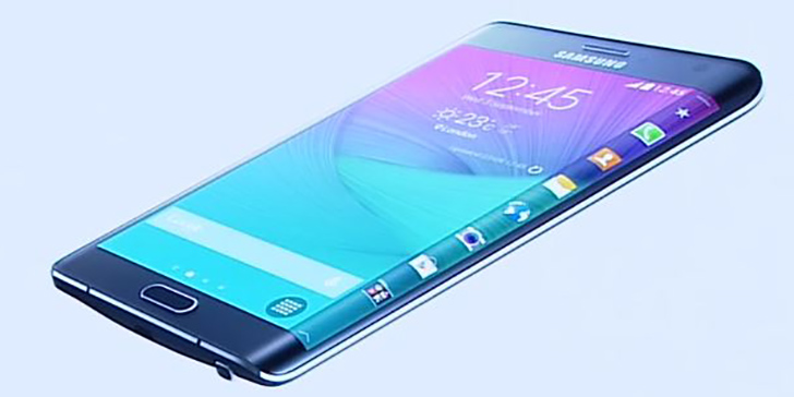 Samsung Galaxy Note Edge - experiments with TV continues
