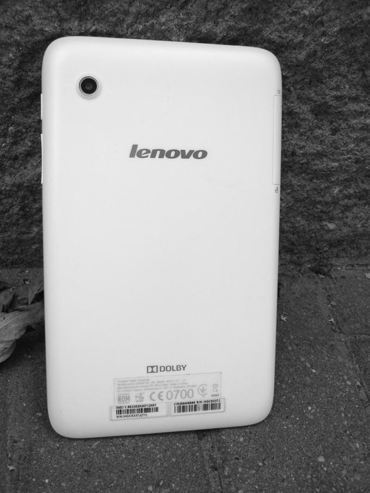 Mini-review of the Lenovo IdeaTab A3300