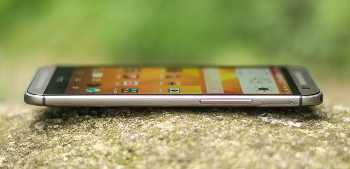 Review of the HTC One M8