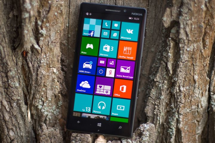 "Review of smartphone Nokia Lumia 930 – ""photos and videodel master!"""
