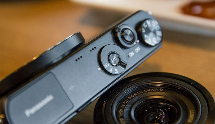 Review of the Panasonic Lumix GM1