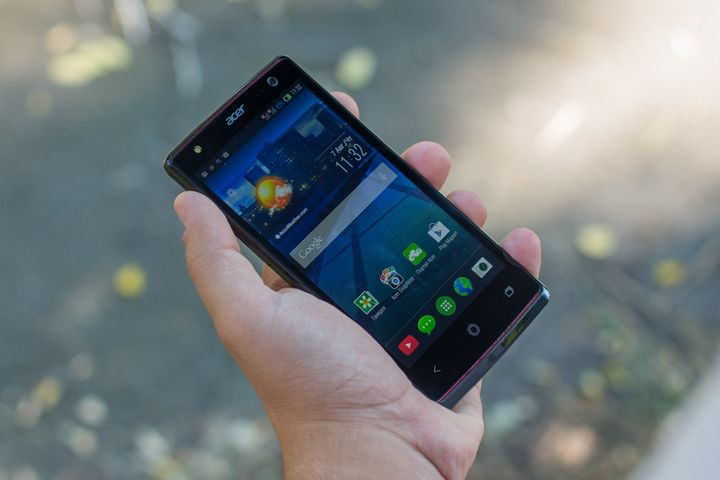 "Review of the smartphone Acer Liquid E3: ""compact and capable!"""