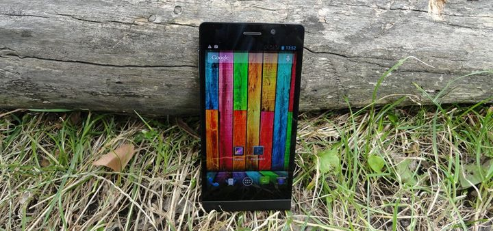 Review of the Smartphone Highscreen Thor