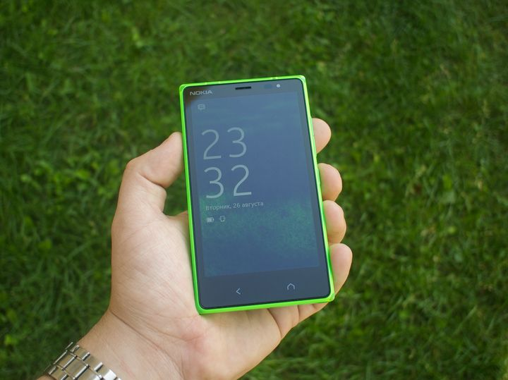 Review of smartphone Nokia X2 Dual SIM