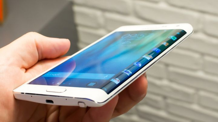 Samsung Galaxy Note Edge went on sale