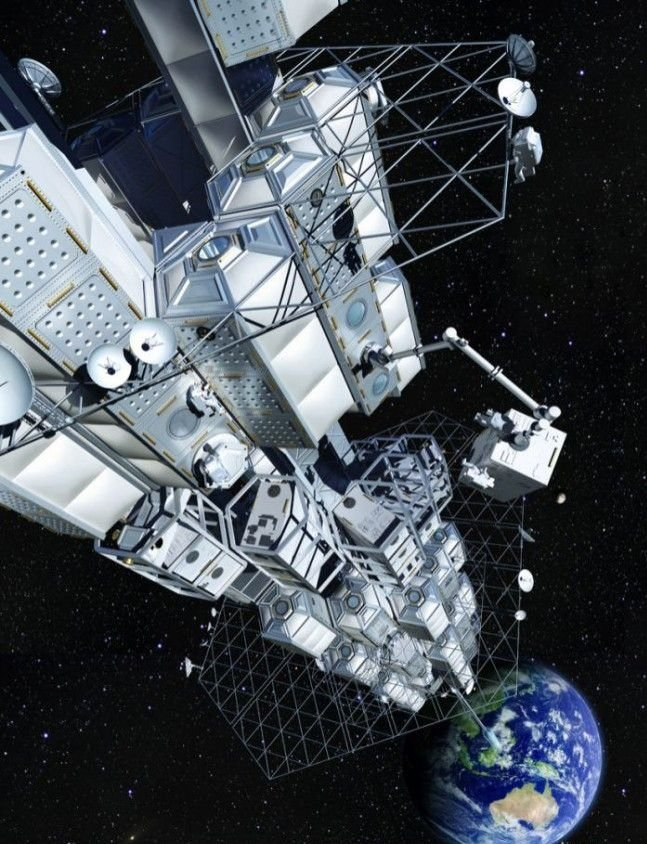 Space elevator will be ready by 2050