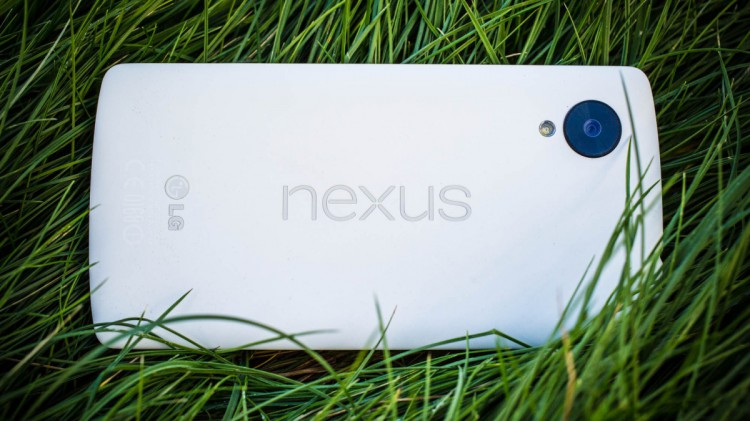Android L fixes the problem of autonomy Nexus 5