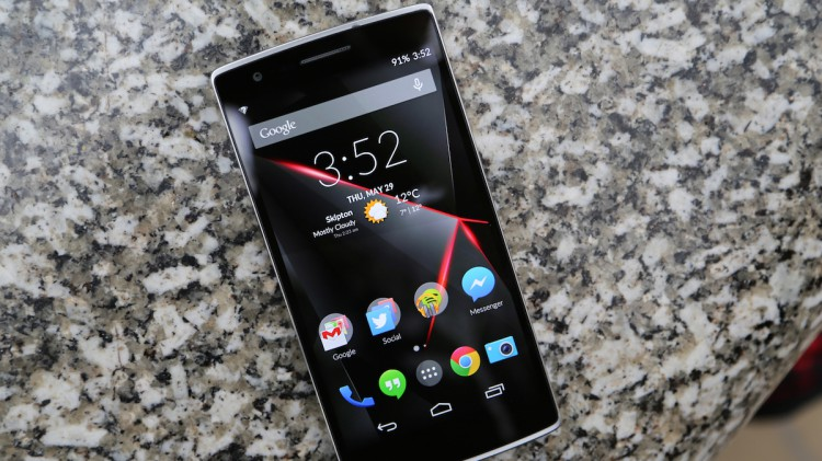 Complaining about the owners OnePlus One
