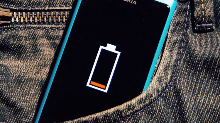Electrical charge the smartphone up to 70 percent in 2 minutes