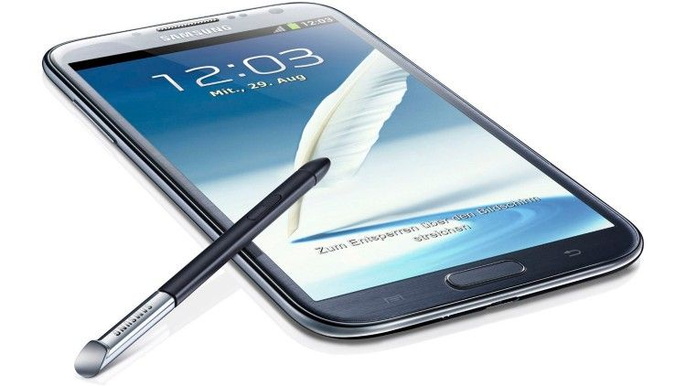 Evolution phablet: how to develop a series of smartphones Galaxy Note