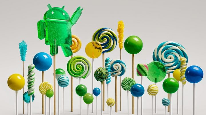 It is finished! Android Lollipop, Nexus 6, Nexus and Nexus Player 9