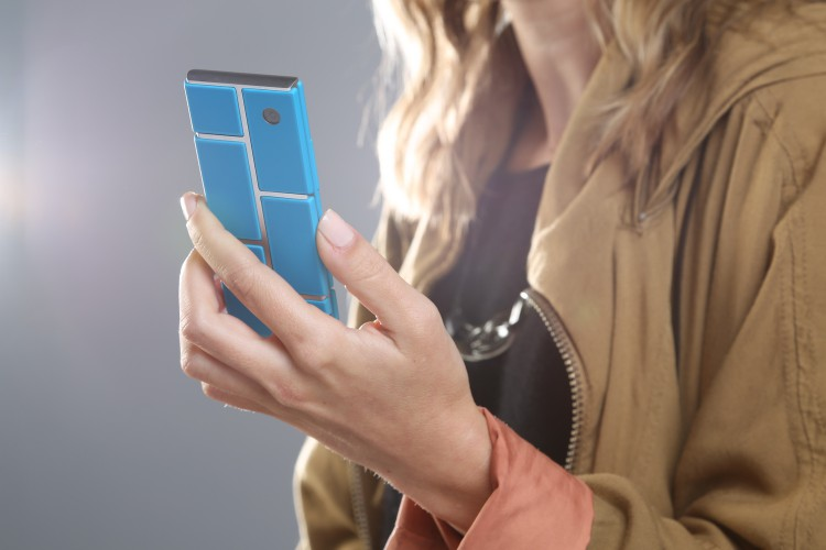 Google said, when will the modular smartphone Project Ara