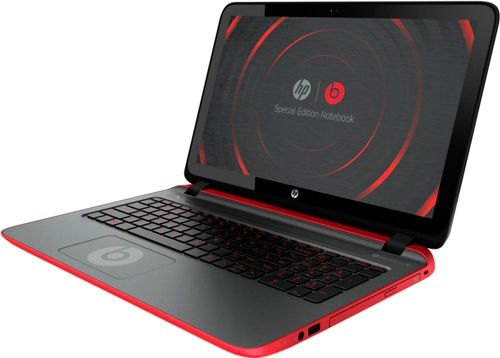 Hp pavilion reviews 15-p003sr Beats Special Edition: life in the rhythm of the music