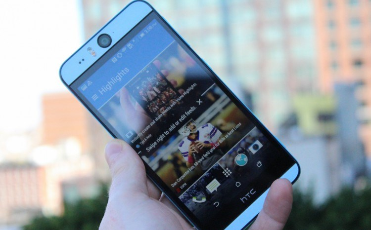 Will the HTC - best smartphones in 2015