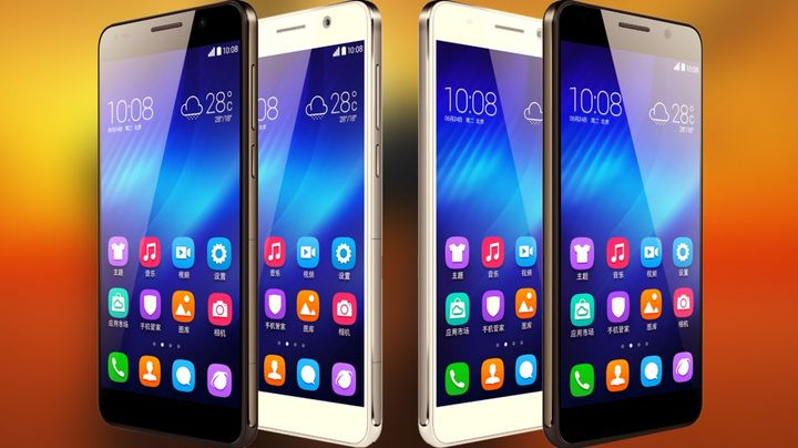 Announced prices for Huawei Honor 6
