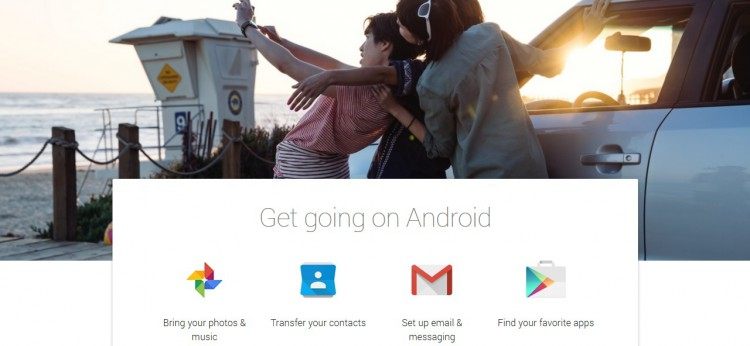 Google has released a user guide for the transition fromios on android
