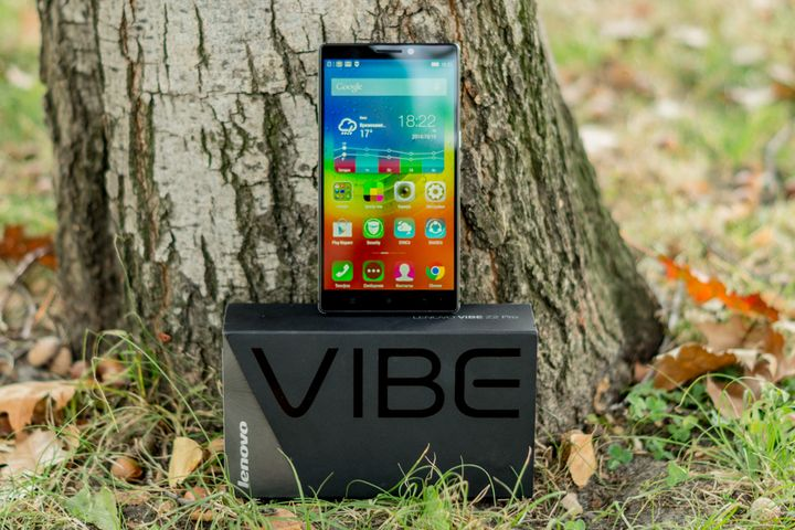 Lenovo Vibe Z2 Pro review – uncompromising flagship