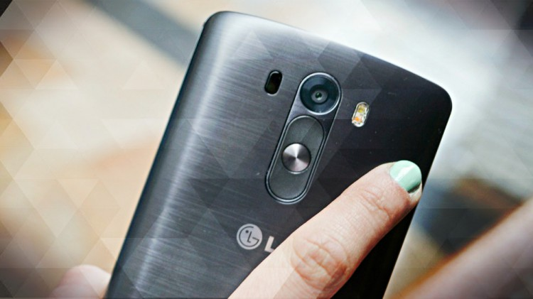 LG Liger - a new smartphone, the new processor