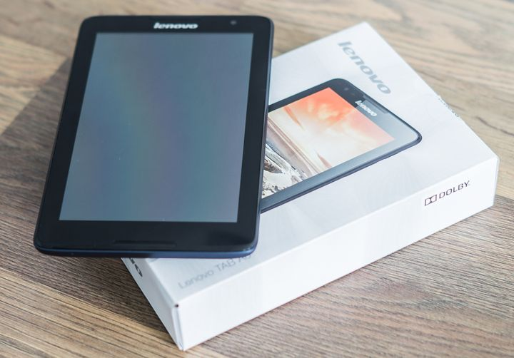 Mini-review of the tablet Lenovo A5500