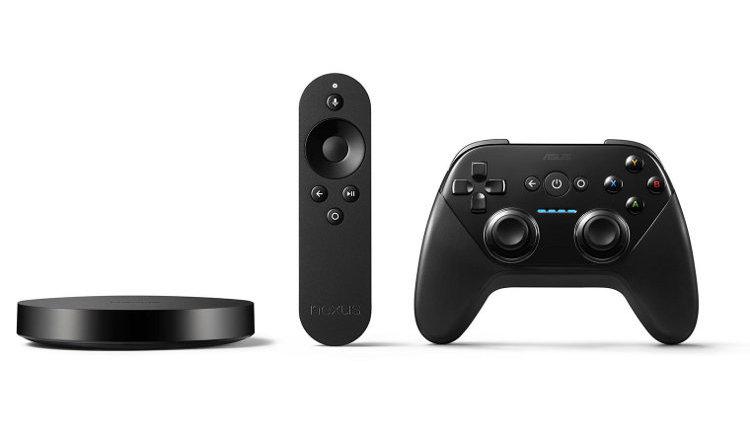 Nexus Player. Google has introduced an entertainment console