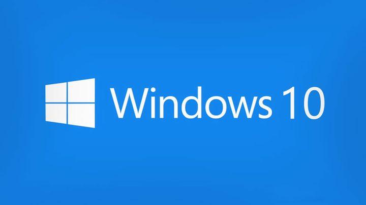 Presentation of the new Windows 10