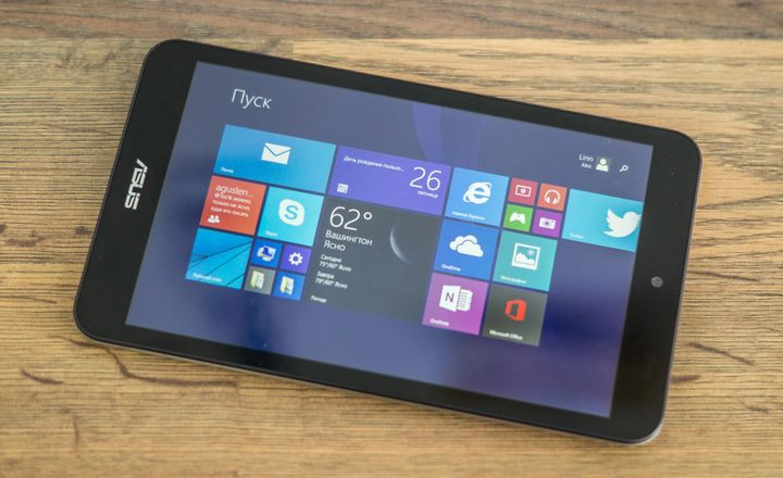 Review of the ASUS Vivotab 8 – to offer Windows-budget tablet?