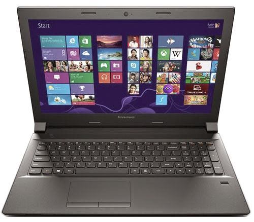 Review of the laptop Lenovo B50-45