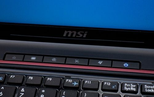 Review of the laptop MSI GP60 2PE Leopard