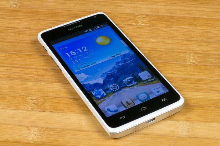 Review of the smartphone Huawei Ascend Y530: