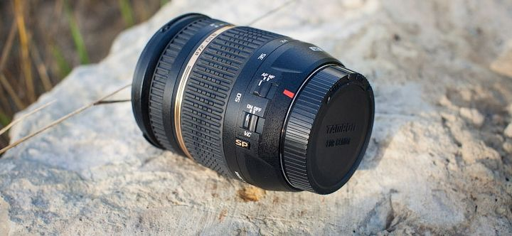 Review Tamron lenses AF SP 17-50mm F2.8 VC XR Di II