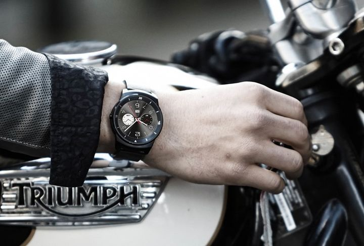Sales of LG G Watch R will begin on October 14