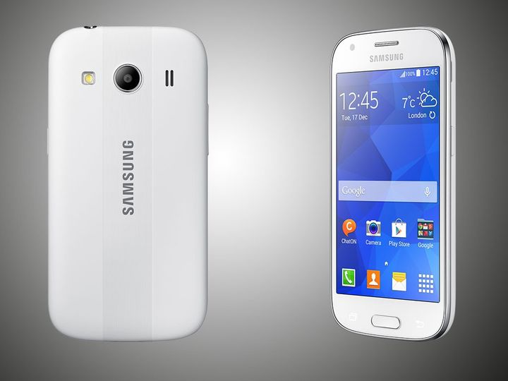 Samsung has officially unveiled Galaxy Ace Style LTE