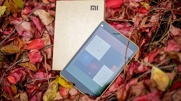 Xiaomi review - tablet model MI Pad