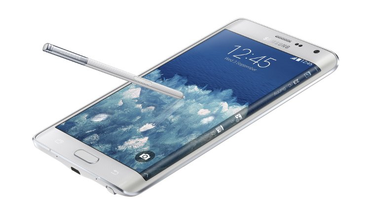 Numerous advantages Galaxy Note Edge over the iPhone