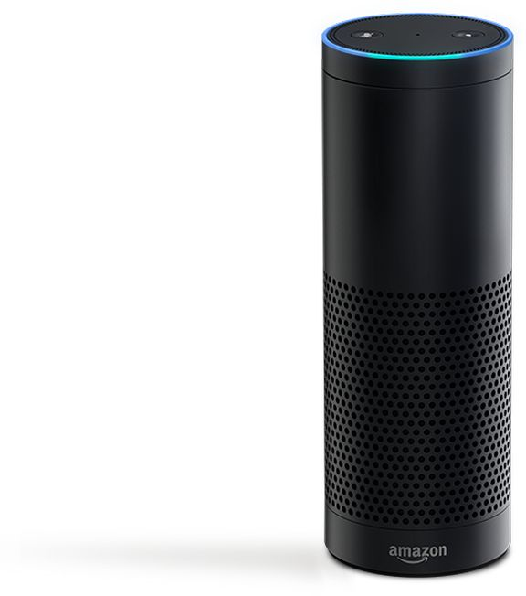 Speakers that can speak - Amazon Echo