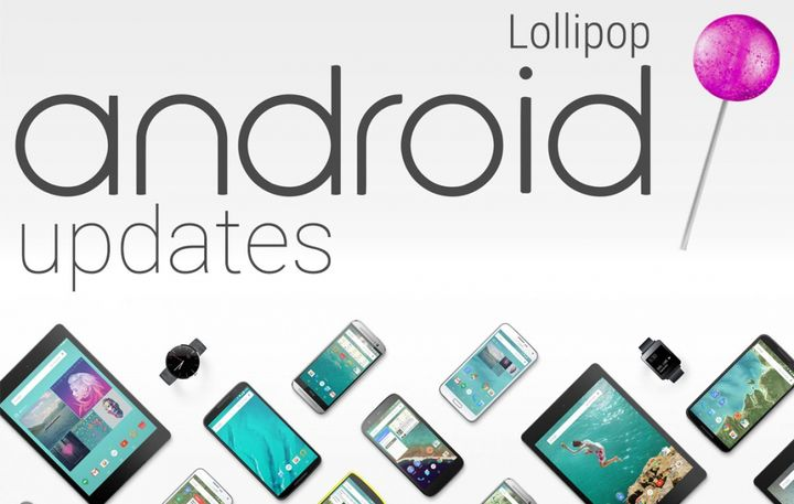 The full list of changes in Android 5.0 Lollipop