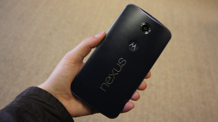 Google Nexus 6 - the best Android-phone in 2014. Why?