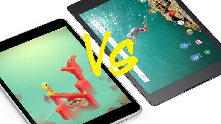 Nexus 9 or Nokia N1? What's new best tablet Lollipop better?