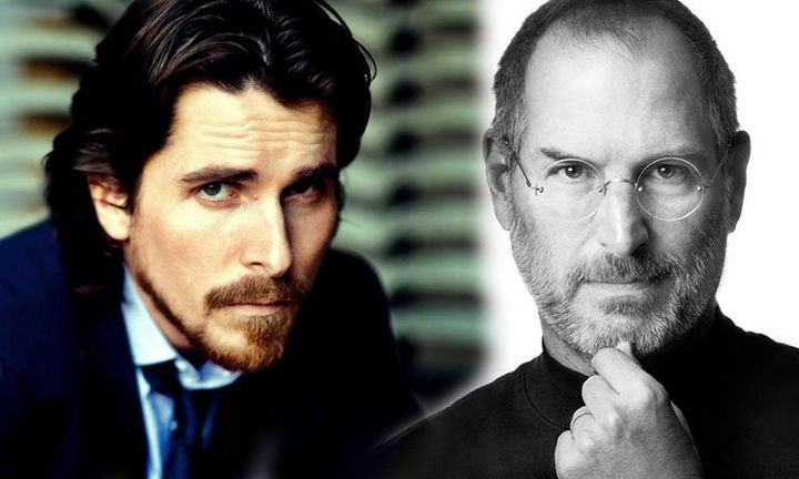Christian Bale refused to play the role of Steve Jobs