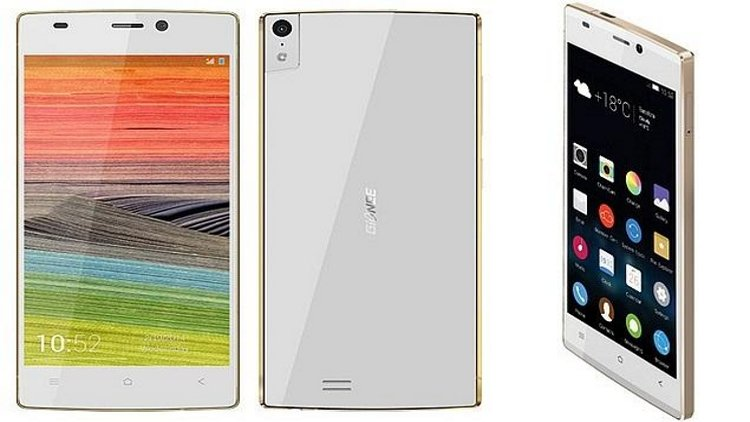 Reasons to love smart Gionee Elife S5.5