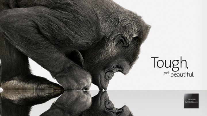 Corning Gorilla Glass 4 - thinner, better, stronger!