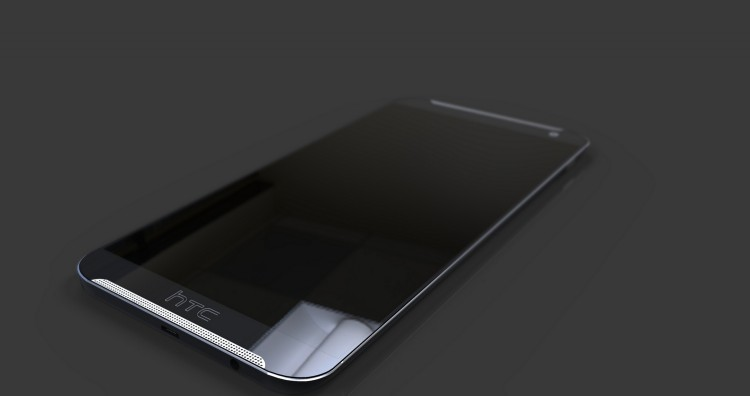 Stylish concept flagship HTC One M9