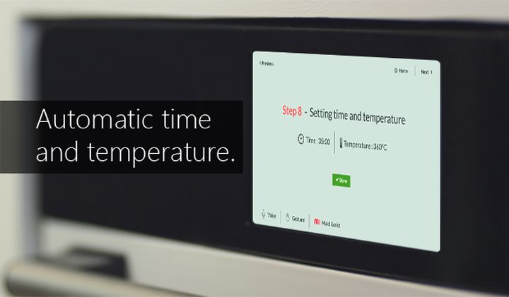MAID - Sync the microwave tracker