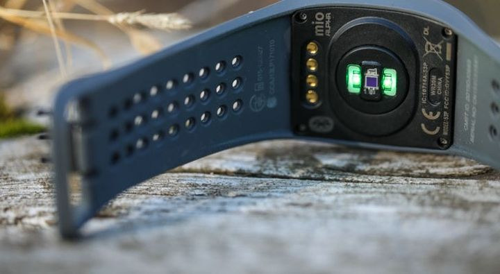 Mio Alpha review of wrist heart rate monitor